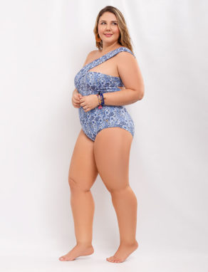 Blue Spirit vestidos de baño para mujeres reales - curvy